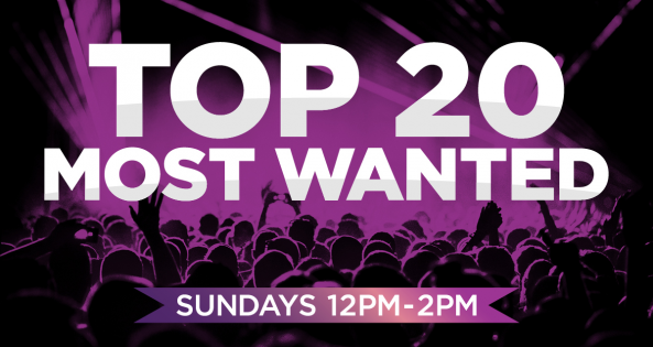 Top 20 Countdown Most Wanted