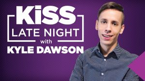 Late Night with Kyle Dawson