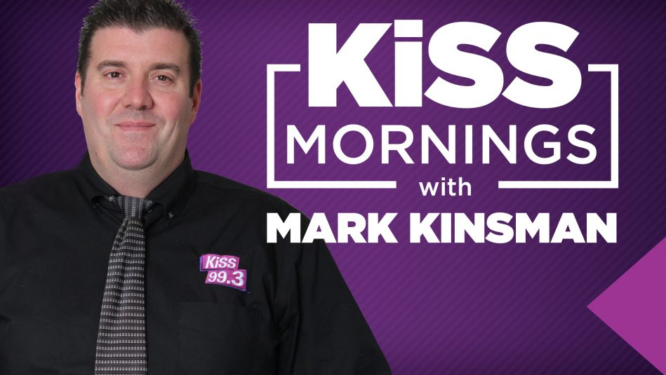 Mornings with Mark on KiSS 99.3