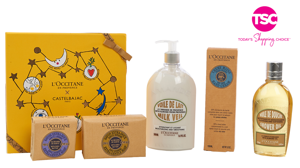 KiSS EXCLUSIVE Win A LOccitane Gift Set From TSC