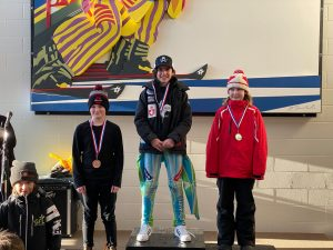 Timmins Ski Racers bring home more hardware after Mt. Antoine race in Mattawa