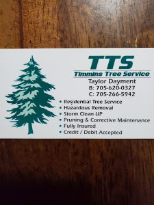 Timmins Tree Service