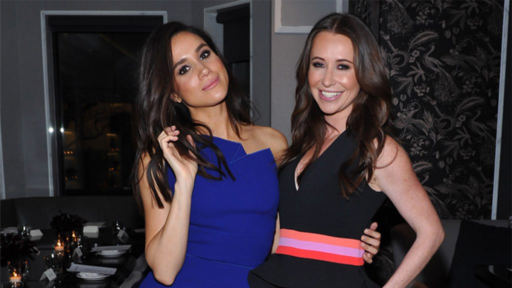 meghan markle with her best friend canadian jessica mulroney